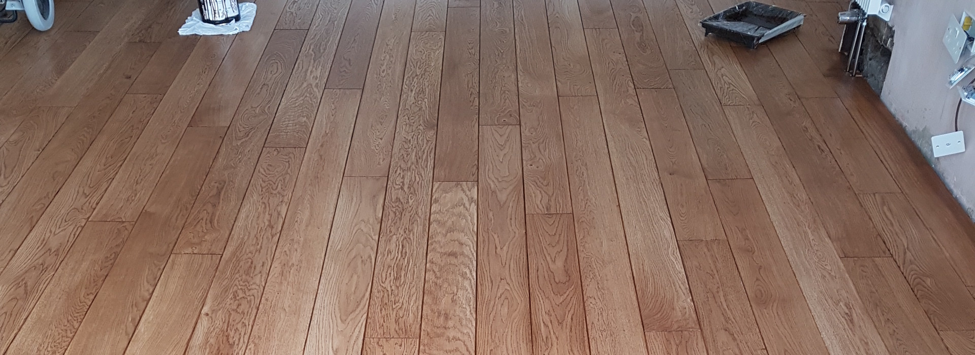 Use our quality Engineered wood flooring
