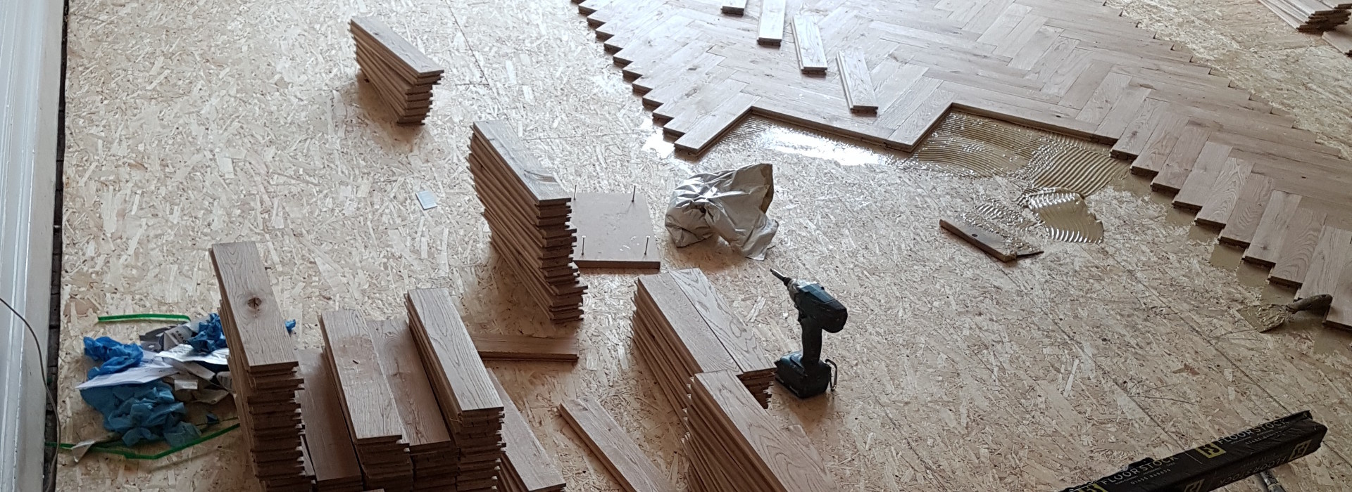 Flooring specialists in Glasgow